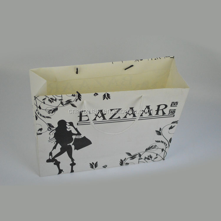 cheap Fantasy Small Cartoon Gift Jewelry Paper handle Bag