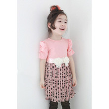 Import Export Girls One Piece Dubai Kids Gowns Kids Dresses