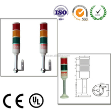 Multi Signal tower light, LED alarm caution light