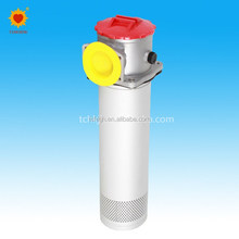 Oil filter cartridge return oil strainer for general industrial equipment