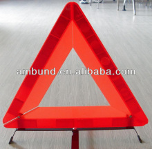 Reflective Warning Triangle With Long distance/vehicle safety Triangle (WT-A09-002)