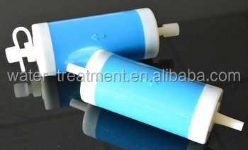 Portable UF water filter for outdoor drinking water treatment