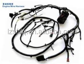 High Quality Customised Engine Auto Wiring Harness Manufacturer