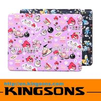 Hot! 2012 leather case for ipad, covers with factory price