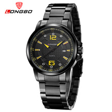 LongBo Men Watches Timepieces Stainless Steel Time Service International Guangzhou Watch Sport