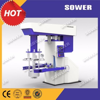 Basket Mill (Bead Mill) For Coating,Paint,Ink,Nano abrasive