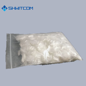 factory price polypropylene monofilament fiber for concrete and cement from China