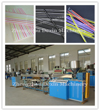 Clear or Colored Plastic Drinking Straw Extrusion Making Machine/PP Straws Extrusion Production Line
