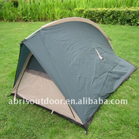 Lightweight 1-2 PERSON MINI HIKING TENT, GREEN COLOR