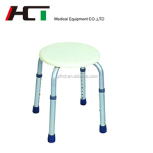 Plastic Shower Chair Disable Shower Seat Plastic Stool Bathtub Bath Chair For The Elderly