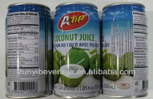 350ml NATA COCONUT JUICE TINPLATE CAN