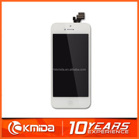 copy for apple iphone 5 g lcd original, for iphone 5 screen replacment white,test 100% ok for apple iphone 5g display with touch