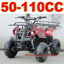 Automatic 107cc ATV