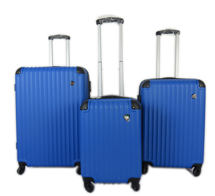 "Abs Hard Shell Travel Luggage 20""/24""/28"""