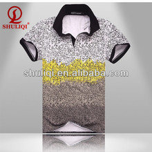 Custom High Quality Fashion Polo T Shirts For Men 100% cotton