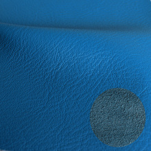 Full Grain Pure Color Leather Finished Genuine Leather For Upholstery 100% cow skin leather