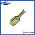 DJ621-B6.3A Brass Electrical Connector Terminalal