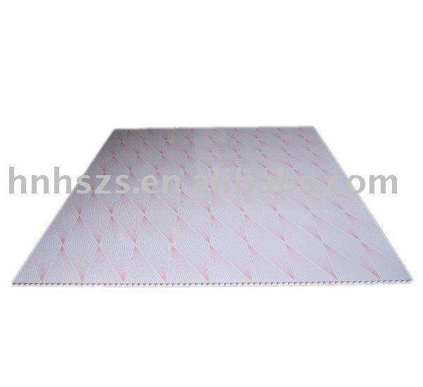 Pvc falso techo artesonado panel board en dise o de madera - Falsos techos pvc ...