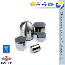 PDC cutting inserts used in oil and gas exploration for drilling