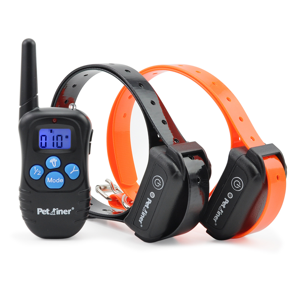Petrainer Dog training collar with Remote