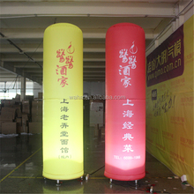 wedding decorations pillars with light stage decorations pillars advertising pillars