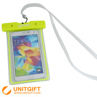 waterproof cell phone pouch for swimming