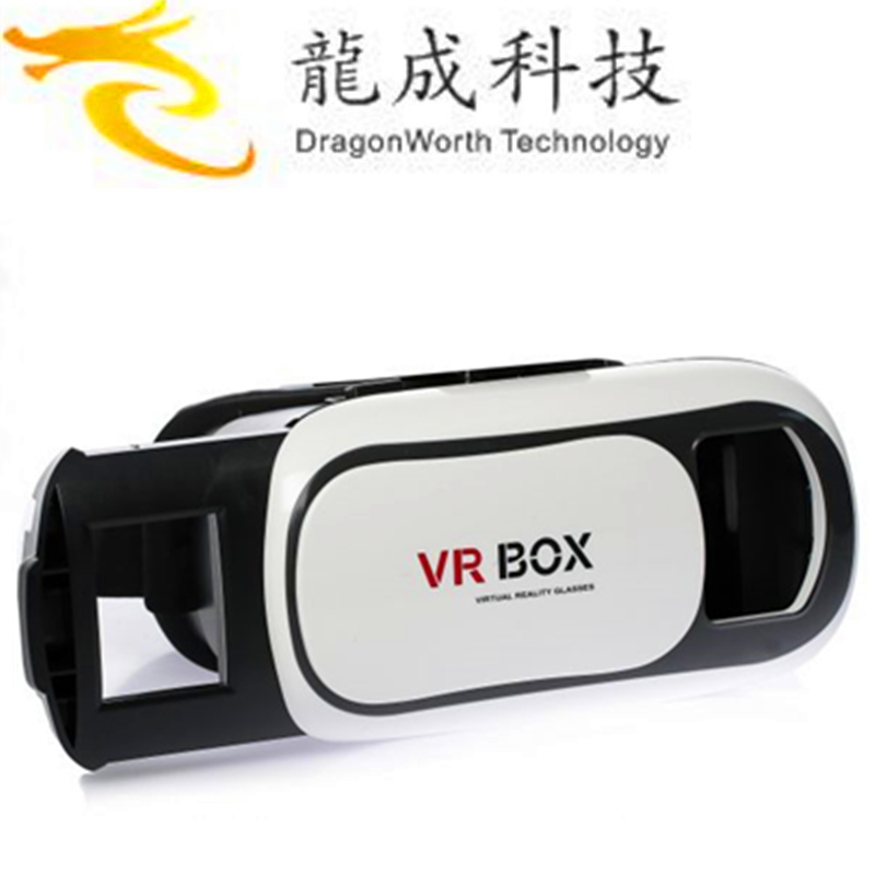 2017 hot sale Pendoo Virtual reality Glasses 3d glasses for normal tv