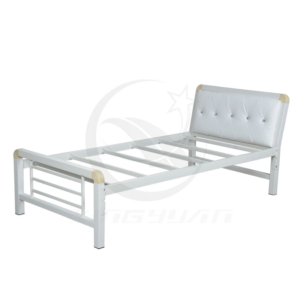 Factory Direct Sales Furniture Manufacturers Wholesale Knock Down Metal Single Bed Buy Single