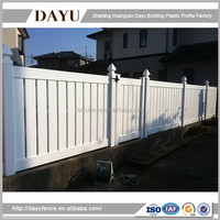 China Products Green Pvc Fence