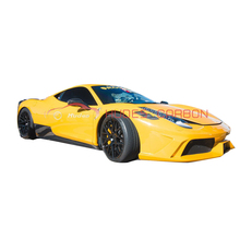 Body Kit For F458 Carbon Fiber Side Skirts