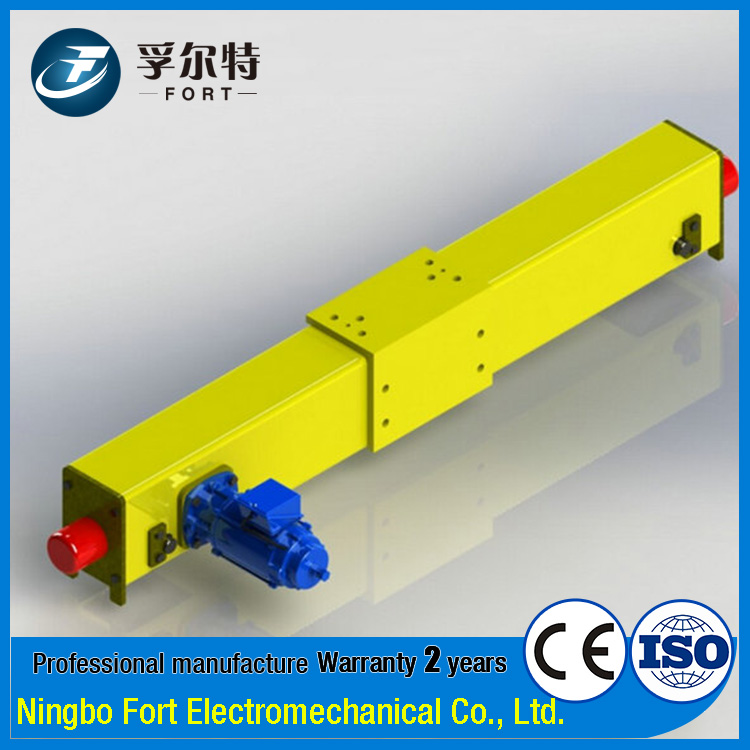 L160-20 High-quality CE certification Lightweight Warehouse 3t Crane End Carriage
