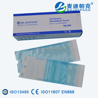 Dental Sterilization Pouches Surgical Gown Sterile Pouches