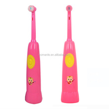 Fashion musical electric toothbrush for 3 years old and above child
