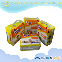 Super dry soft breathable molfix baby diaper
