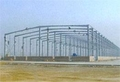 steel structure factory/ steel structure house
