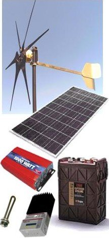 Alternative Energy Generators