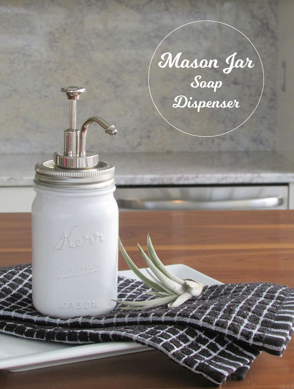 Good price DIY Mason Jar Soap Dispenser Pump 33/400