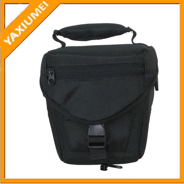 2014 new product hard nylon shoulder digital camera bag case