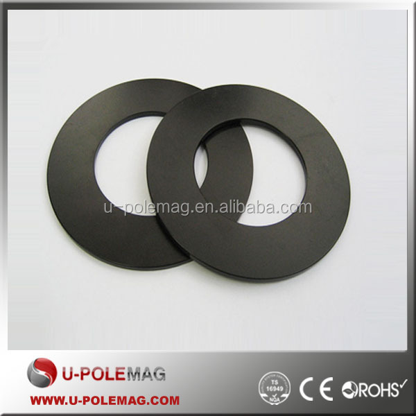 Industrial Radiation Circle / Ring Magnet Permanent 35M Magnet