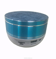2017 New Arrival Portable Stereo Digital Fabric BT Wireless Speaker SP-711BT