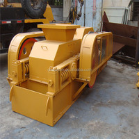 Exemption from Inspection Product Double Roller Slag Crusher Plant on sale