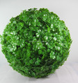 2014 artificial boxwood topiary grass ball