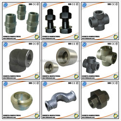 Ductile Iron Fittings for uPVC Pipes