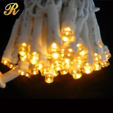 Holiday decorative LED twinkling christmas lights