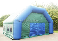 Outdoors arched inflatable tent,inflatable outdoor bubble tent