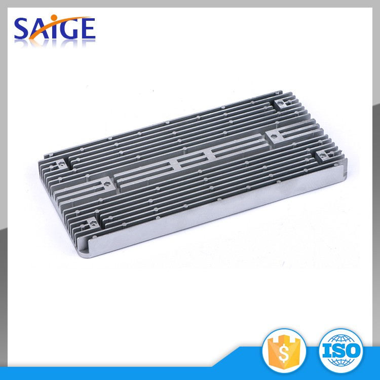 Factory supply best selling customized aluminum die casting auto spare parts for BMW