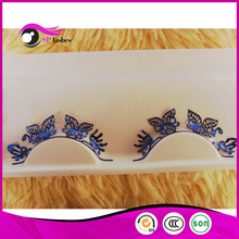 Popular Wholesale Festival Items Belle Colored Eyelash Extension