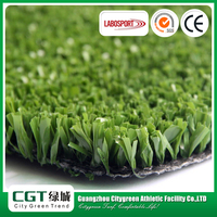 Outdoor artificial turf sports tennis court underlay surface