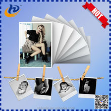 Vivid image!! 4x6 300gsm Double side inkjet matte coated photo paper