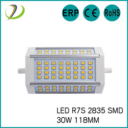 best price high lumen 270 degree led lampada r7s 30w